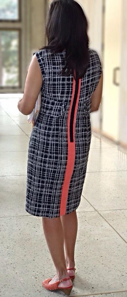 tailoring of dress