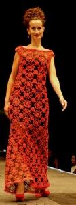 I. B. Bayo maxi dress