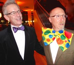 men in bow ties