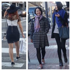 San Francisco street style