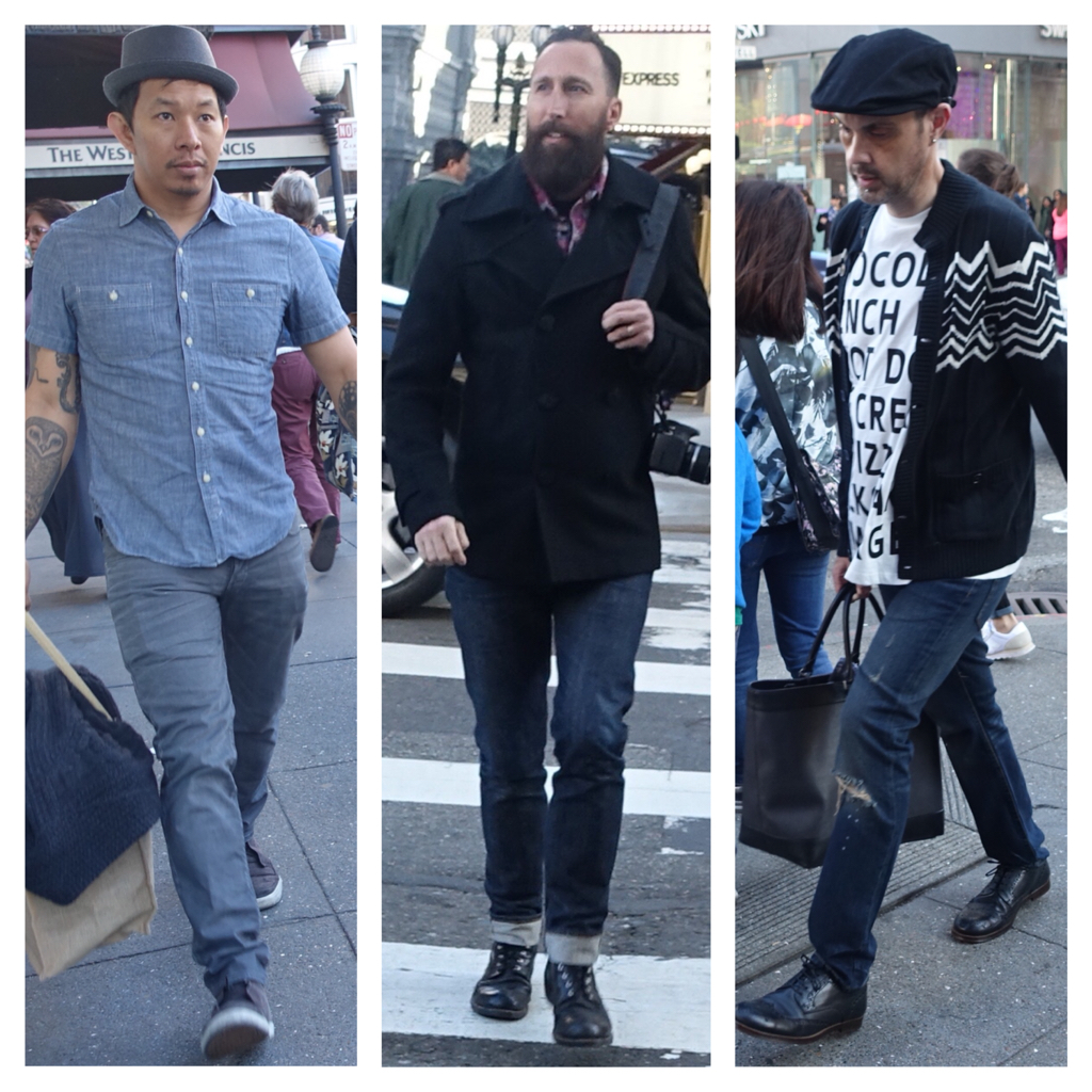 Classic, Hipster and Creative Dressing in San Francisco