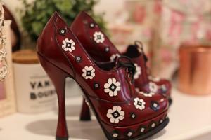 favorite shoes of Liliya Anisimova