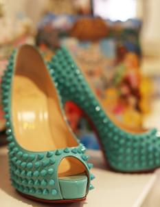 Some favorite shoes of Liliya Anisimova