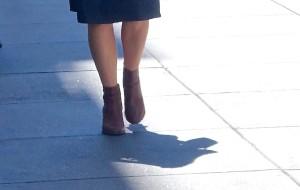 booties in Spring