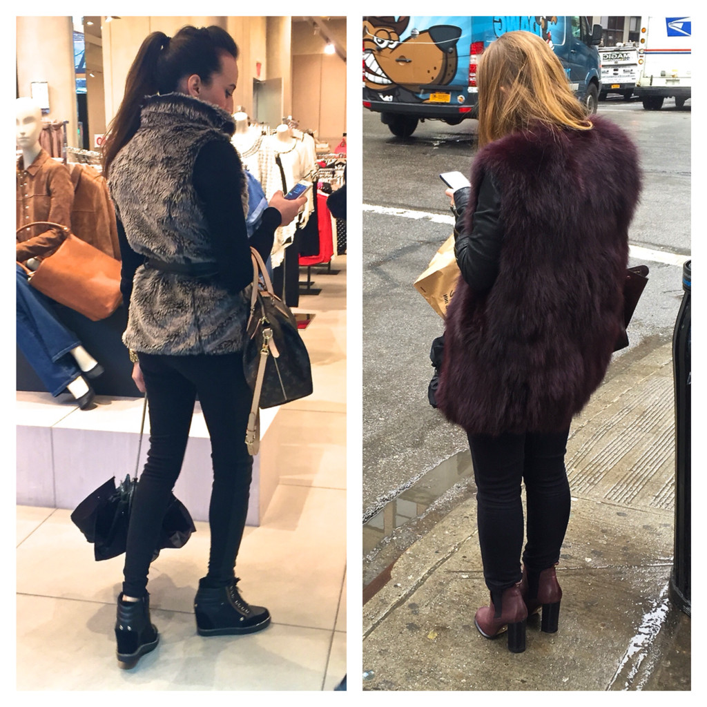 Furs in New York City