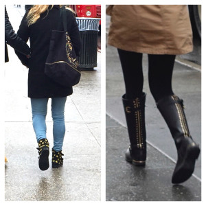 Studs to spikes, NYC