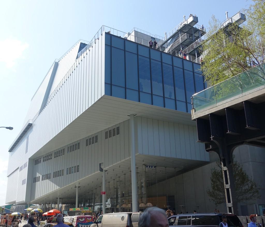 new Whitney Museum