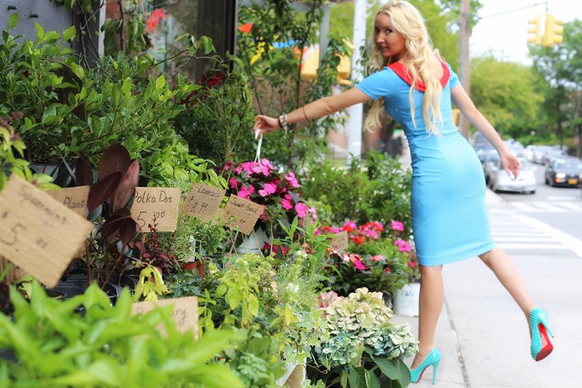 Liliya Anisimova, Spring/summer NYC