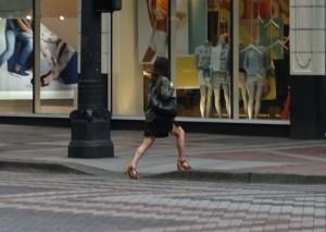 Heels in Seattle
