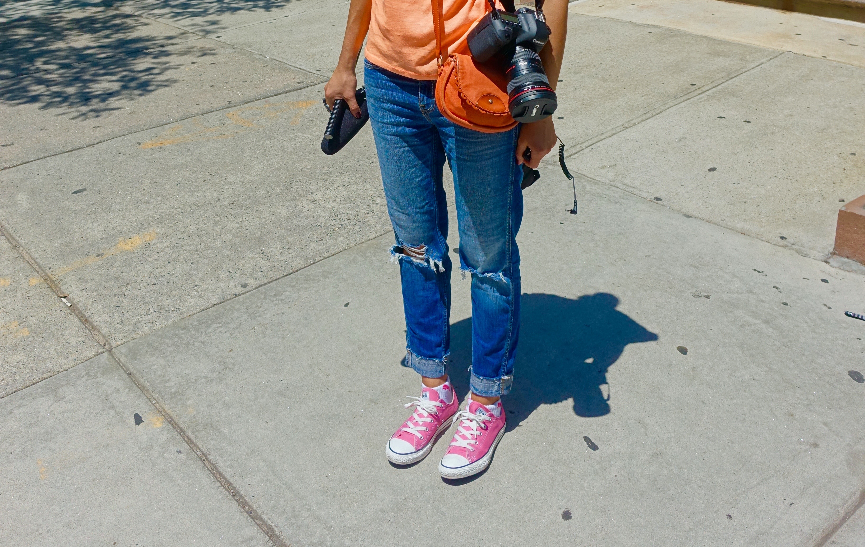 Helecho Enriquecimiento preferir  How to Wear Converse, and How Not To! - theSTYLEtti.com