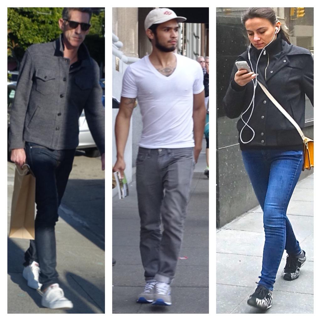 welche jeans zu sneaker
