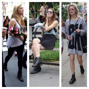 Summer booties