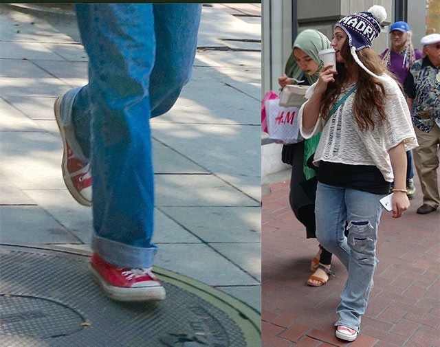 How to not wear Converse - sneans