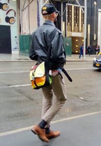 New York hipster