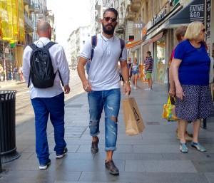 Italian hipster