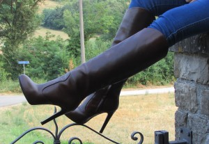 Giuseppe Zanotti high boots