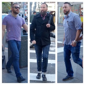 San Franciscan hipsters