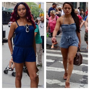 Rompers in NYC