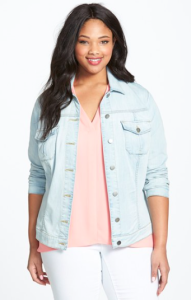 Denim jacket, Nordstrom