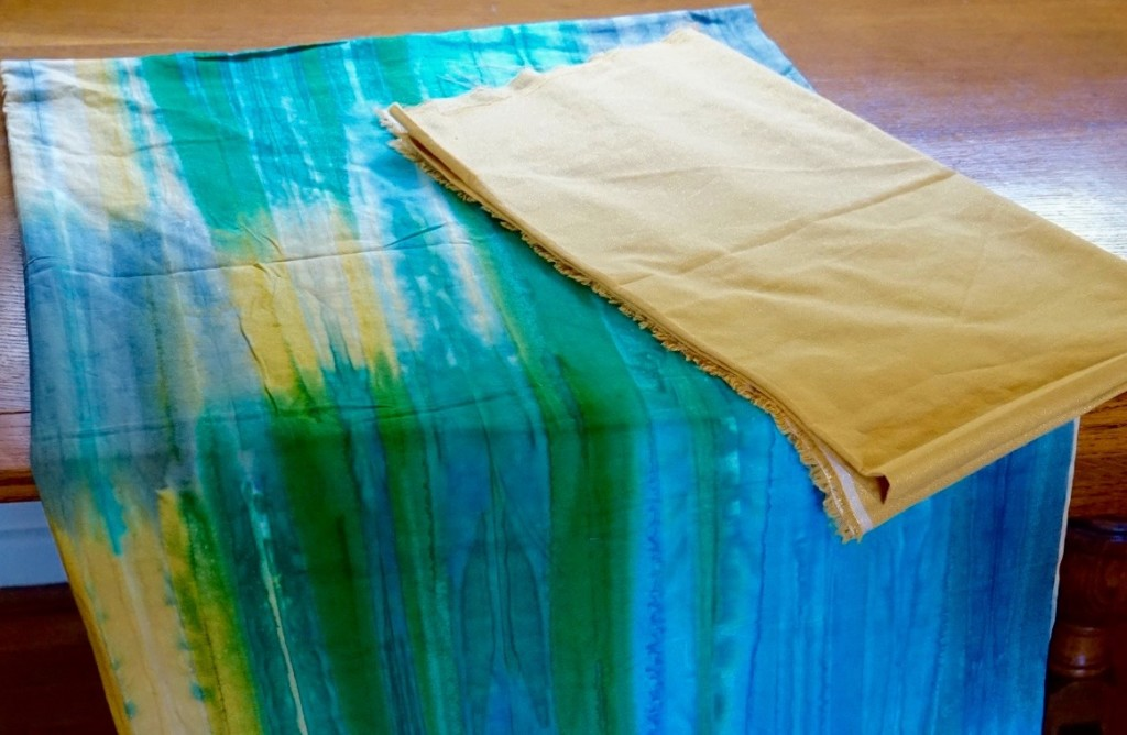 Quilting fabrics
