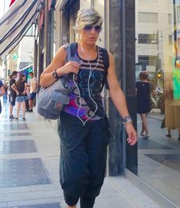 Mature Italian women's style
