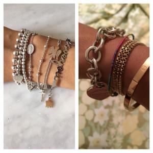 Italian girl's jewelry