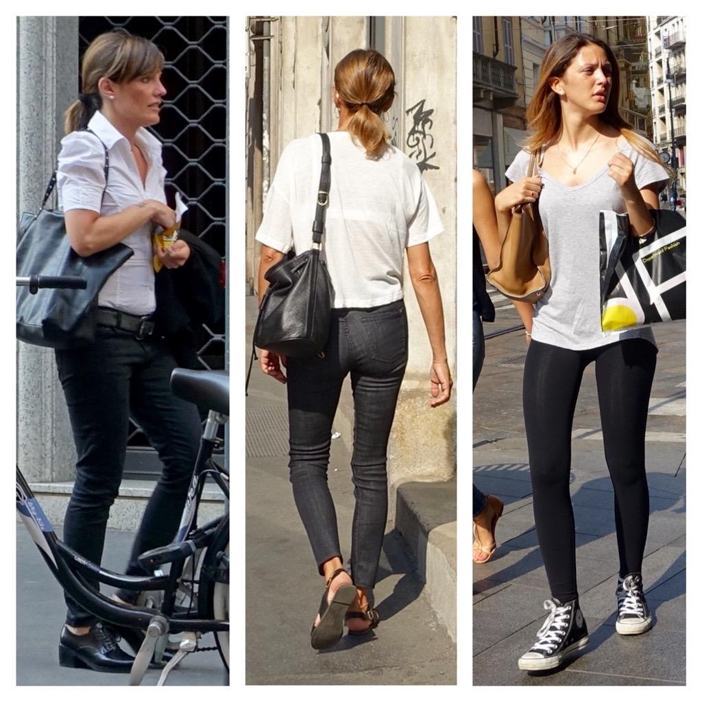 Cazh style, Milan
