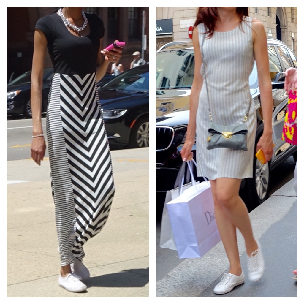 1c64d0cf24bd Pairing a Dress with Sneakers - Dos & Don'ts - theSTYLEtti.com