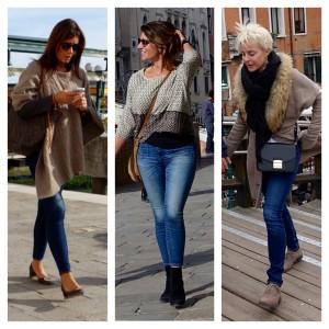 Jeans in Venice