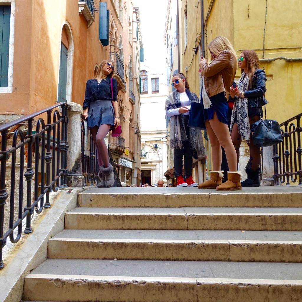 Uggs in Venice