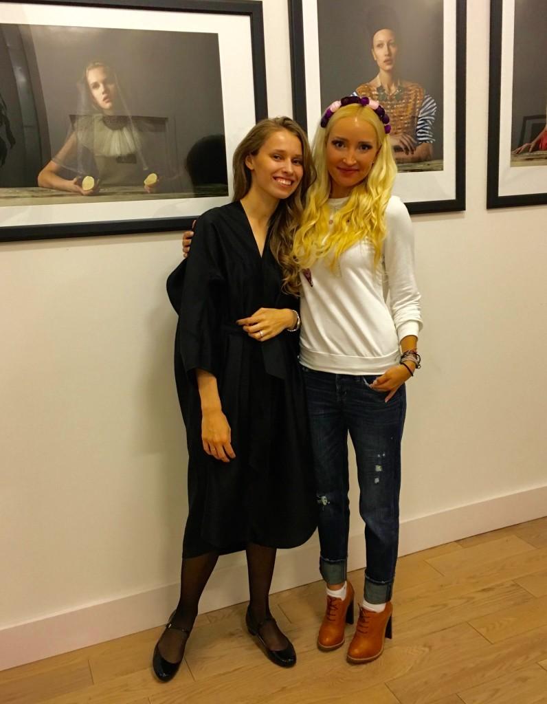 Liliya and Rika