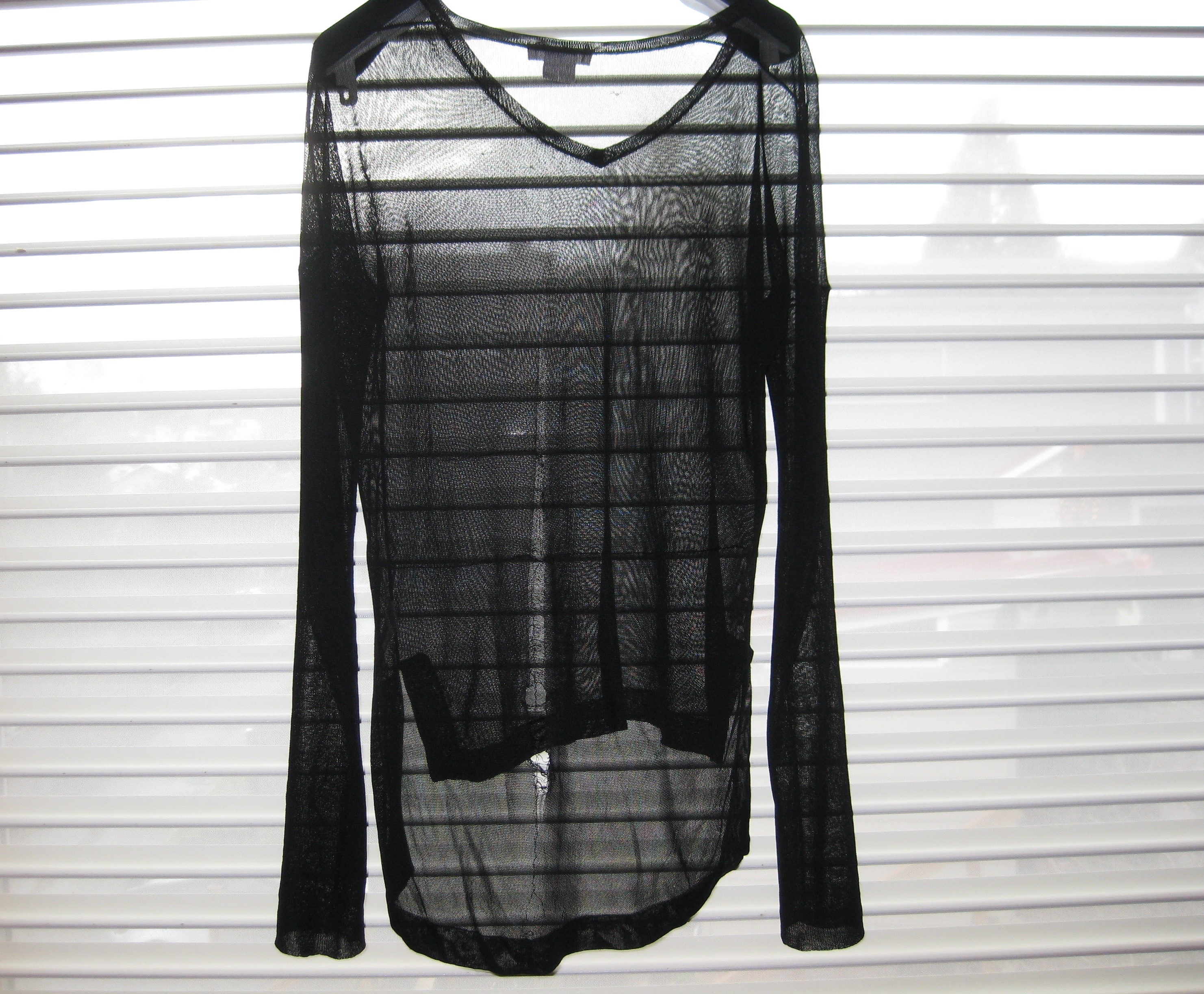 Snagged Helmut Lang top