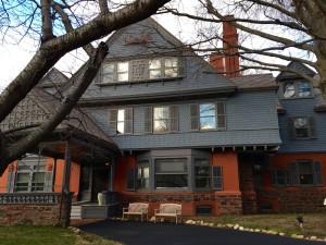 Roosevelt's house, Sagamore Hill