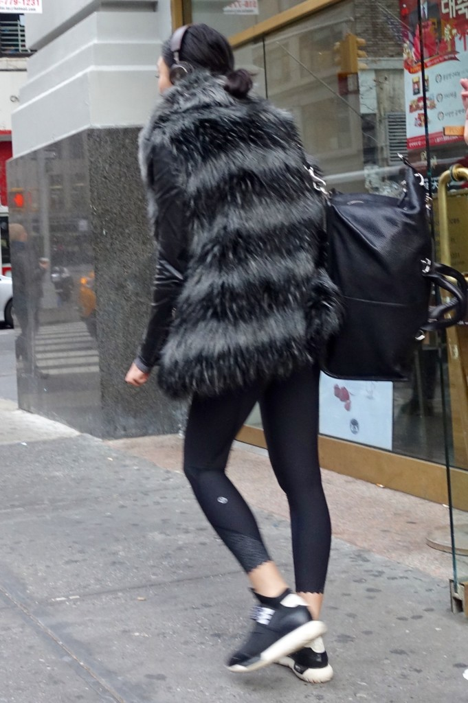 Fantasy fur vest