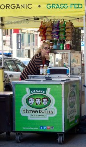 San Francisco street food vendor