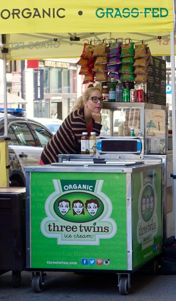 San Francisco street food vendor