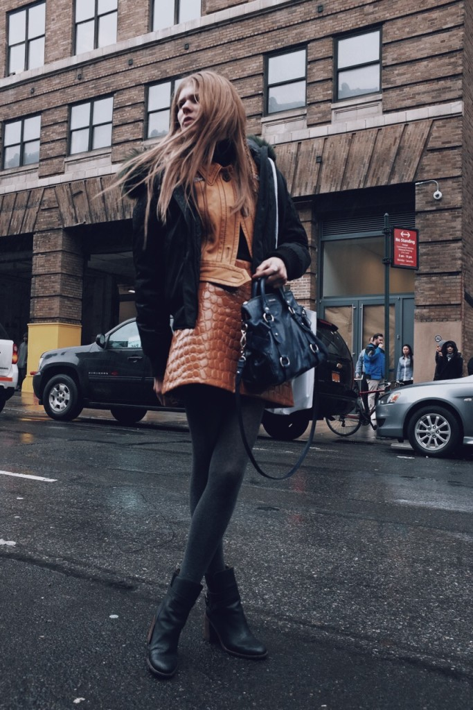 NYFW street style by Donilee