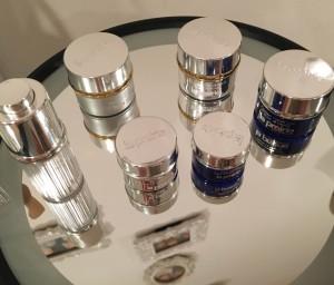 La Prairie skin products