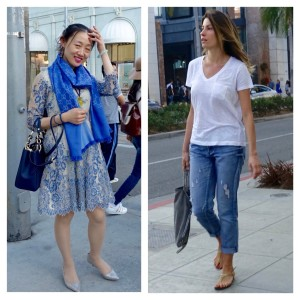 L.A. style vs NYC style