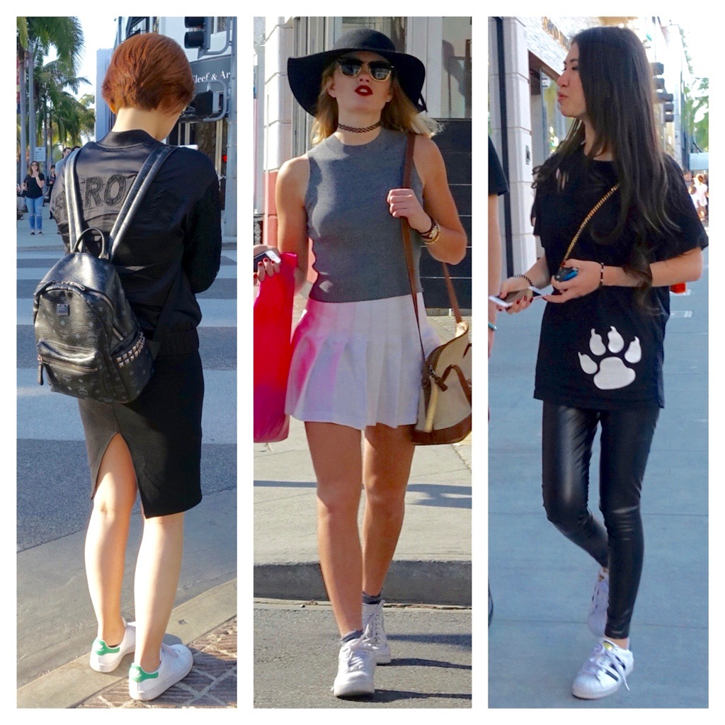 L.A. street style