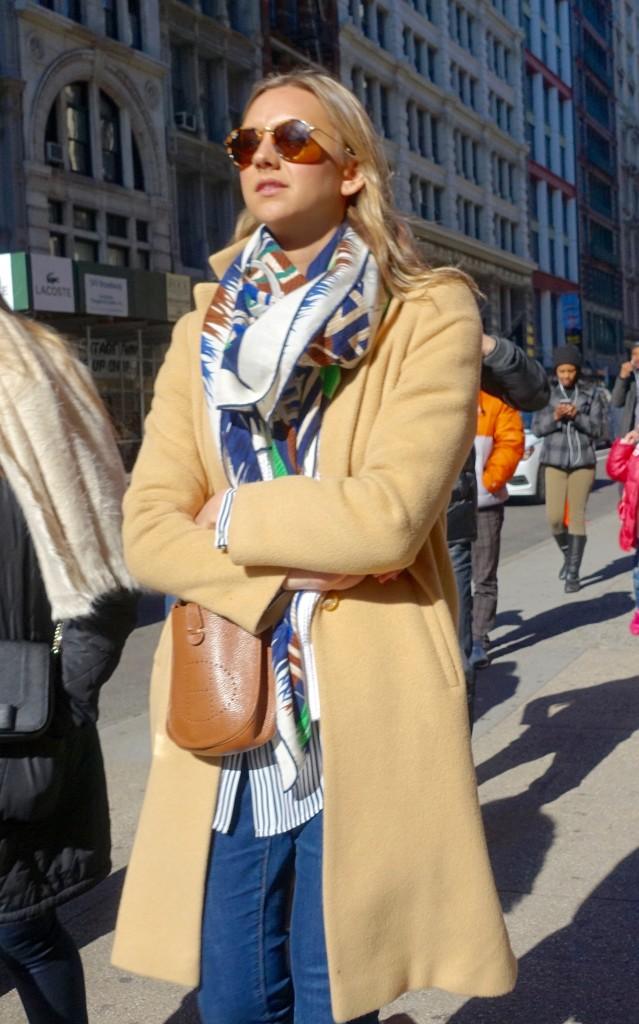 scarf tricks