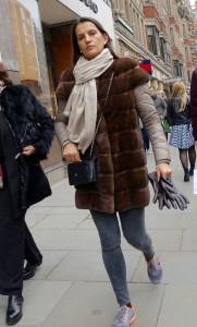 fur style in London
