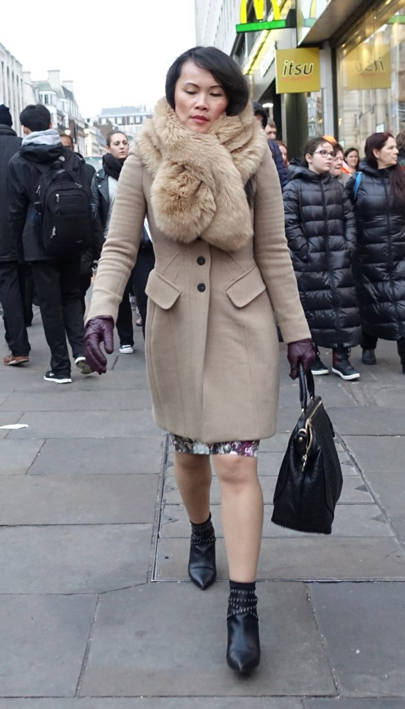fur style in London