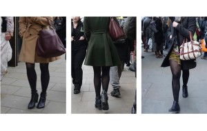 black tights in London