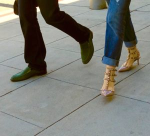 Shoe lovers, Rodeo Drive