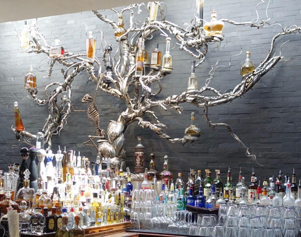 Bar at Javier's
