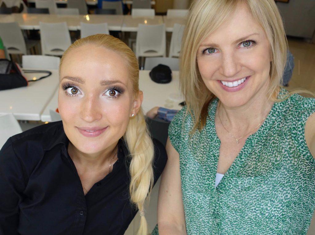 Janea and Liliya