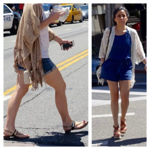How to (and not to) wear short shorts
