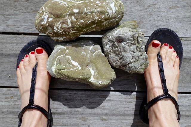 Rebecca Minkoff T-strap sandals