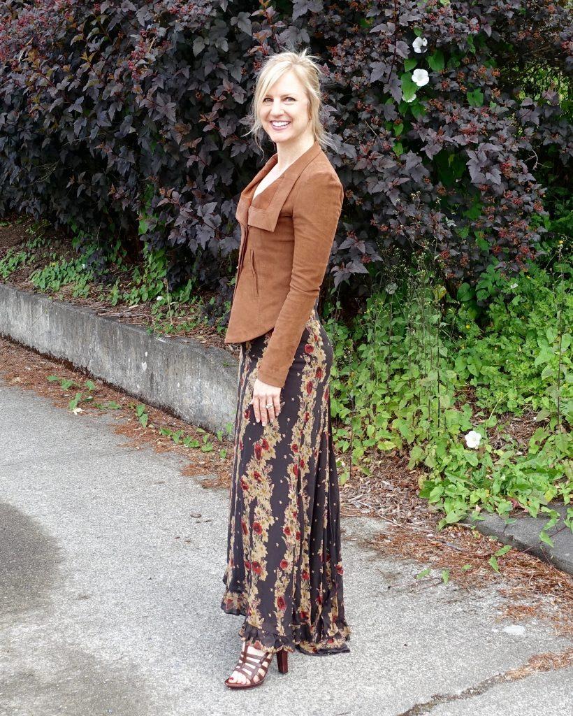 Janea's maxi dress #ootn, #2